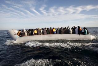 U.N. council authorises mission against human trafficking off Libya