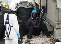 EU rescue ships head for Libya, as migrants die also in Balkans