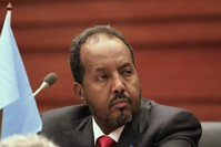 Graft allegations test West's ties to Somali president