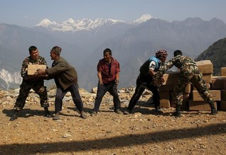 Nepal tells UN to destroy low quality food meant for quake survivors