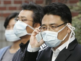South Korea confirms third case of MERS virus; 64 isolated