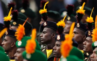 Commonwealth head urges Sri Lanka to ease military role in north