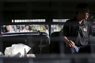 Malaysian police reveal grim secrets of jungle trafficking camps