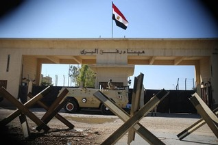Closing of Egypt's Rafah crossing leaves thousands of Gazans stranded