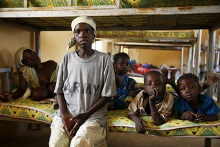 Freed Nigerian women tell of horror of Boko Haram captivity
