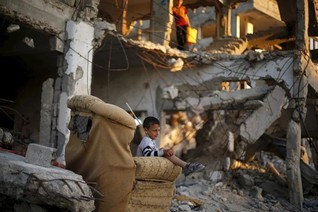 Gaza destruction comes under forensic lens in Amnesty report