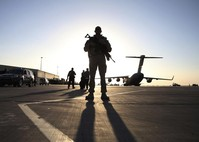 If U.S. troops leave Afghanistan, much aid may go too