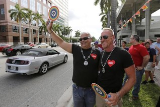 U.S. Supreme Court allows gay marriage to proceed in Florida next month
