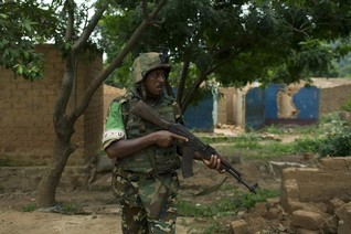U.N. boosts peacekeepers in Central African Republic by 1,000