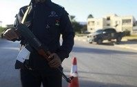 Libya's official government targets rival forces