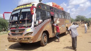 Kenya says kills militants after bus ambush that killed 28