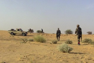 Civilians killed amid clashes near Mali flashpoint town