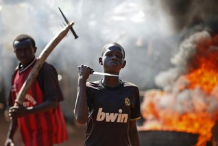 Armed groups recruit 10,000 child soldiers in Central African Republic - NGO