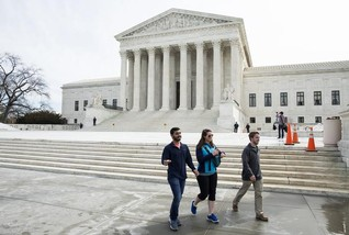 U.S. top court throws out Obamacare contraception ruling