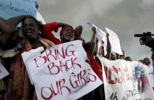 Nigeria hopes rescued women can offer clues to missing girls