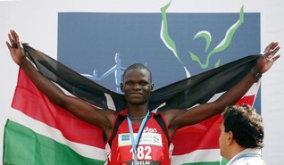 "Kenya's running champions walk 800km to break ""cycle of violence"""