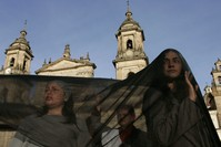 50,000 child victims of sexual violence in Colombia conflict