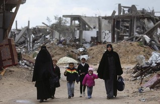 Rebuilding Gaza could take a century if Israel keeps blockade - Oxfam