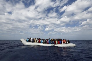 Over 800 seaborne migrants saved in Italy, northern Cyprus