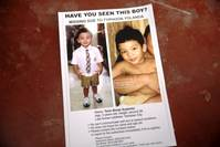 Family struggles to find missing boy after Typhoon Haiyan