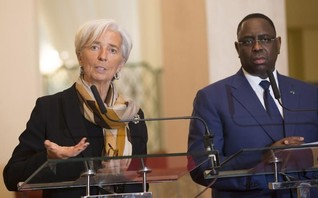IMF hopes for deal soon on debt forgiveness for Ebola countries