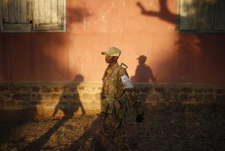 C.African Republic militias agree to free child soldiers -UN