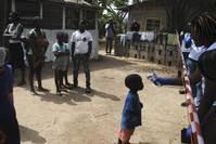 Liberia Ebola vaccine trial
