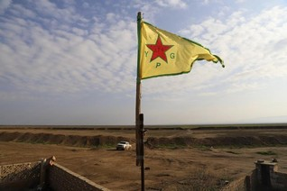 Kurds push Islamic State out of Kobani after four-month battle