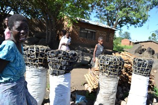 Malawi forests shrink as power deficit fuels charcoal business