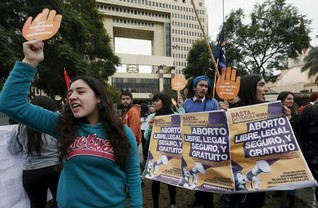Chile's lawmakers take key step toward decriminalizing abortion