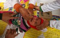 Polio-free India fuels global drive to eradicate the virus