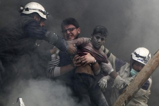 "Syria rejects UN criticism of barrel bombs, says ""technical"" issue"