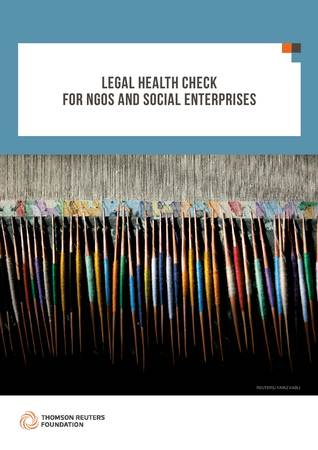 TrustLaw Legal Health Check for NGOs and Social Enterprises