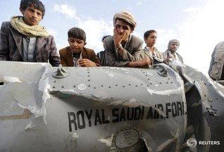 Saudi forces and Yemen's Houthis trade fire, border crossing hit