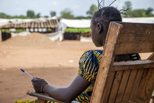 FEATURE - Biros, not butchery, for ex-Central African child soldiers