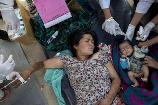 8 million people may be affected by Nepal earthquake, says U.N.