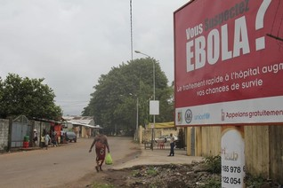 Guinea to start final trials of Ebola vaccines this week