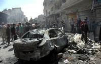 At least 51 killed in Syrian government-held areas