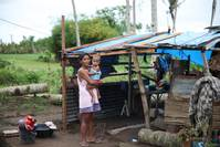 Typhoon Haiyan exposes hunger, poverty in the Philippines