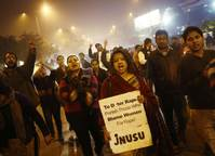 Indian woman says village court ordered her gang rape