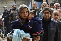Syria has OKed three of 33 U.N. aid access requests in 2015 - UN