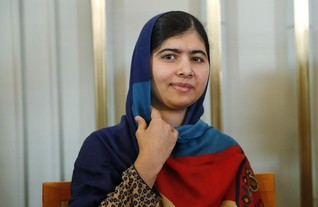 Nobel laureate Malala urges world leaders to give all girls 12 years at school
