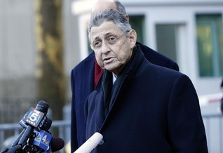 Prosecutor urges reform after charging NY speaker with corruption