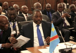Congo's Kabila files corruption complaint against officials