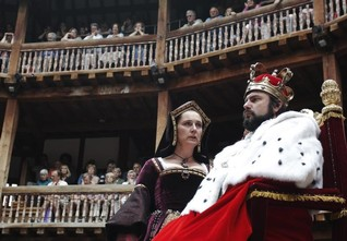 Shakespeare's Globe theatre sets stage for new funding for culture