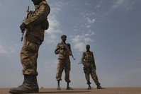 S.Sudan army denies cluster bombs use after fragments found