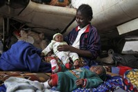 Mass grave found in CAR; UN warns of