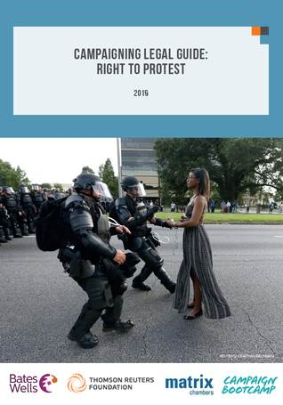 Campaigning Guide: Right to Protest