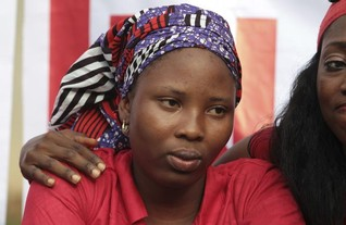 Women abducted by Boko Haram used on frontline - rights group