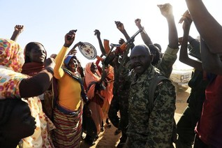 Sudan says shuts UN peacekeepers' Darfur rights office in Khartoum